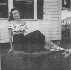 Doris Larue <i>Morgan</i> Smith