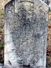 Lemuel Holston L.H. Elliott