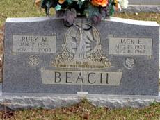 Ruby Mae <i>Silas</i> Beach