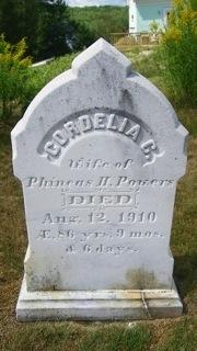 Cordelia <i>Chamberlain</i> Powers