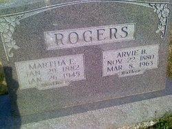 Martha Ellen Mattie <i>Dean</i> Rogers