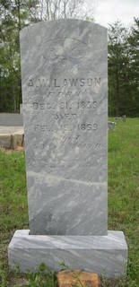 Augustus Williams Gus Lawson