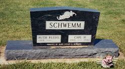 Ruth Emilie <i>Ruehs</i> Schwemm