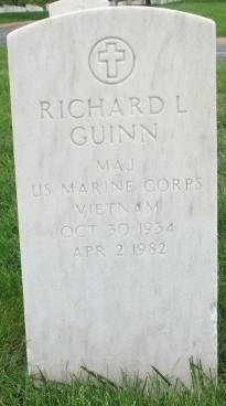 Maj Richard Lewis Guinn