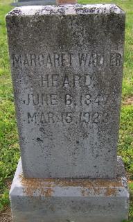 Margaret Walker Heard