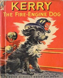Kerry The Fire Engine Dog