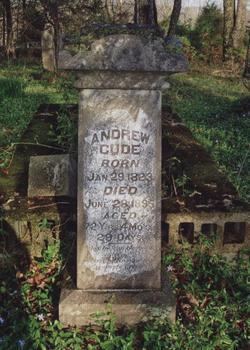 Andrew C Cude