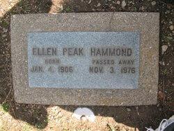 Ellen Eppie <i>Peak</i> Hammond