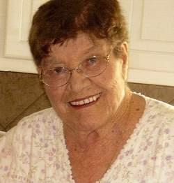Agnes Pearl <i>Junot</i> Credeur