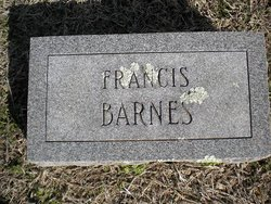 Lydia Frances <i>Samples</i> Barnes