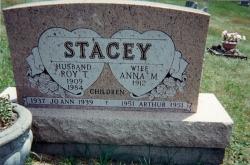 Roy Thomas Stacey, Sr