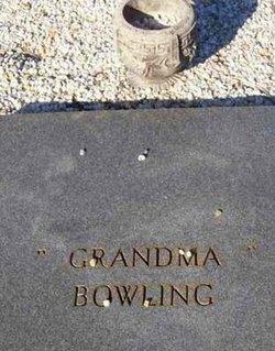 Grandma Bowling