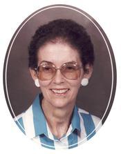LaVon E. Bonnie <i>Rowden</i> Krisle