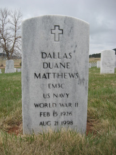 Dallas Duane Matthews