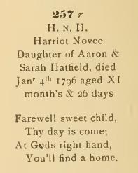 Harriot Novee Hatfield