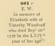Elizabeth <i>Parsons</i> Woodruff