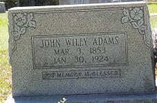 John Wiley Jack Adams