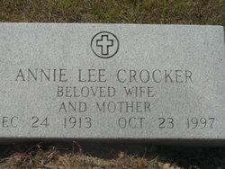 Annie Crocker