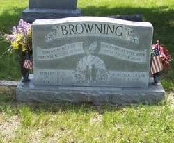 Virginia <i>Frank</i> Browning