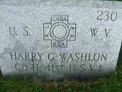 Harry Gust Washlon