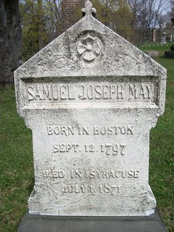 Rev Samuel Joseph May
