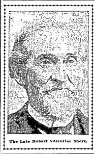 Robert Valentine Short