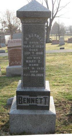David Humes Bennett