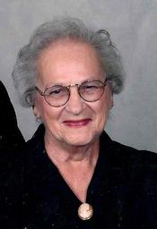 Betty Jo <i>Wickersham</i> Almquist