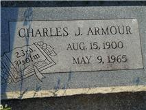 Charles J Armour