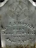 William Solomon Jackson Boykin