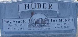 Ina <i>McNeil</i> Huber