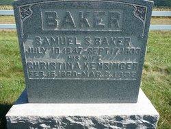 Christina <i>Kensinger</i> Baker