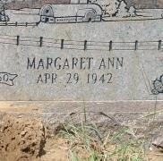 Margaret Ann <i>Hartsel</i> Finch