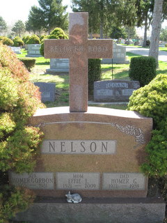 Homer Gardia Nelson