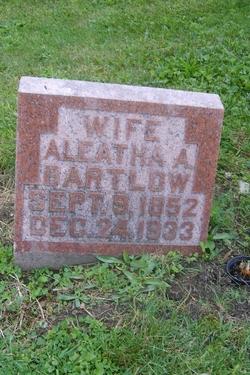 Aleatha Ann <i>Hargis</i> Bartlow