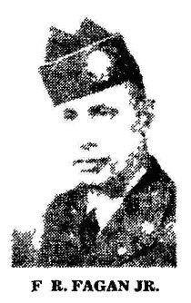 PFC Frederick R Fagan, Jr