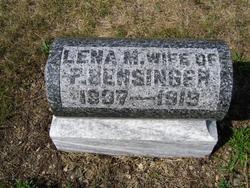 Lena Marie <i>Bryan</i> Bensinger