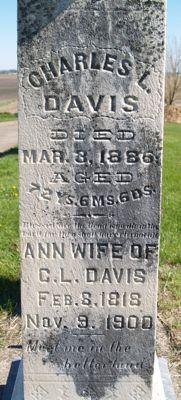 Charles Lee Davis