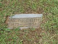 Maggie Lou <i>Williams</i> Collett