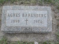 Agnes Barenberg