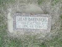 Lelah Barenberg