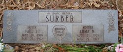 Paul Carter James Surber