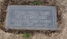 Agnes Viola Agnes Viola Eads