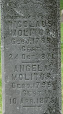 Nicholas Molitor
