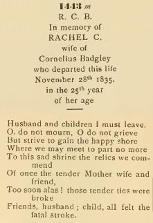 Rachel C. Badgley