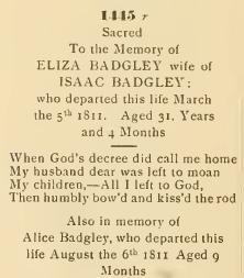 Alice Badgley