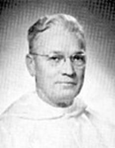 Rev L F Vander Heyden