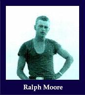 PFC Ralph Edward Moore