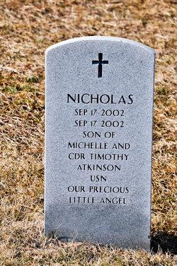 Nicholas Atkinson