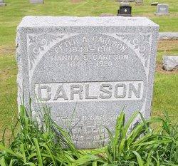 Hanna S. <i>Anderson</i> Carlson